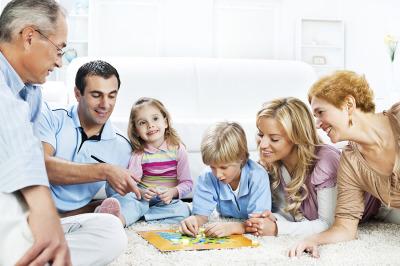 Игры для родителей и детей