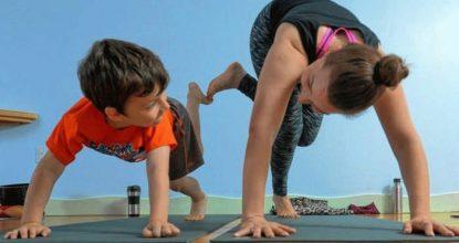 Утренняя гимнастика