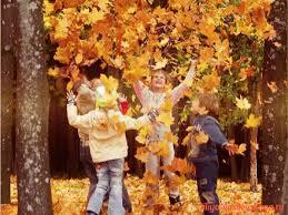 10 идей чем занять ребенка осенью
