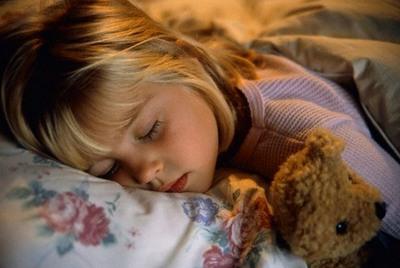 картинка сон ребенка